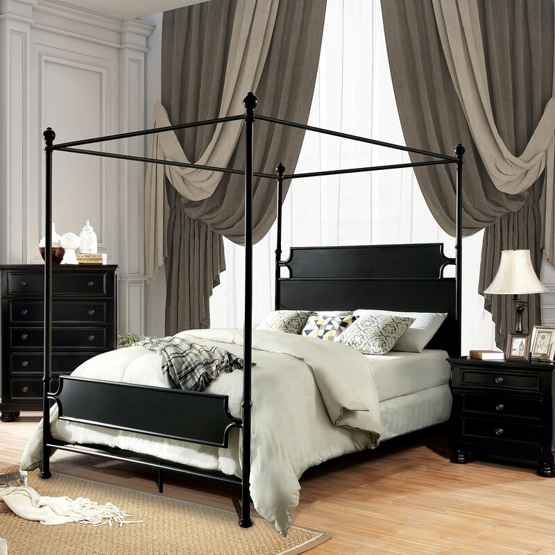 Mcrae Canopy Bed $769.99