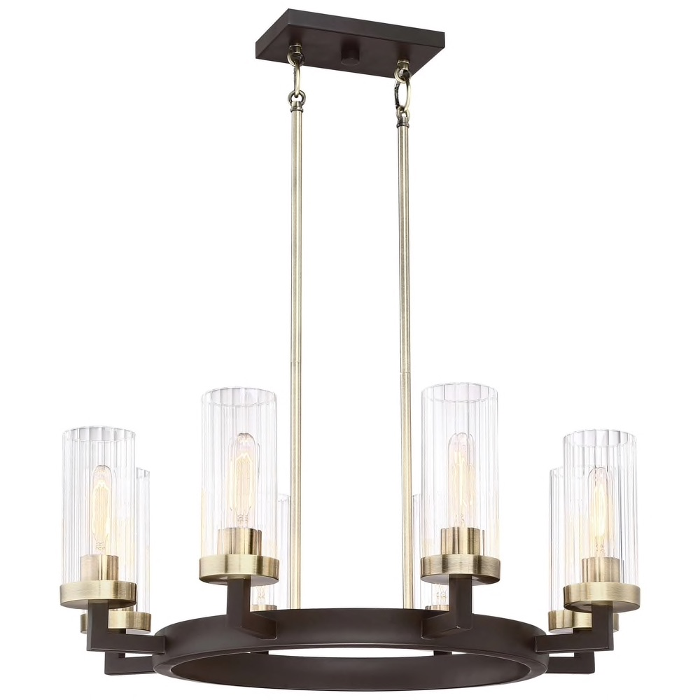 Minka Lavery Ainsley Court Pendant in Aged Kinston Bronze W/Brushed $399.95