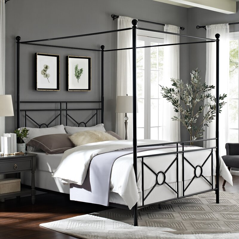 Montgomery Canopy Bed $229.99