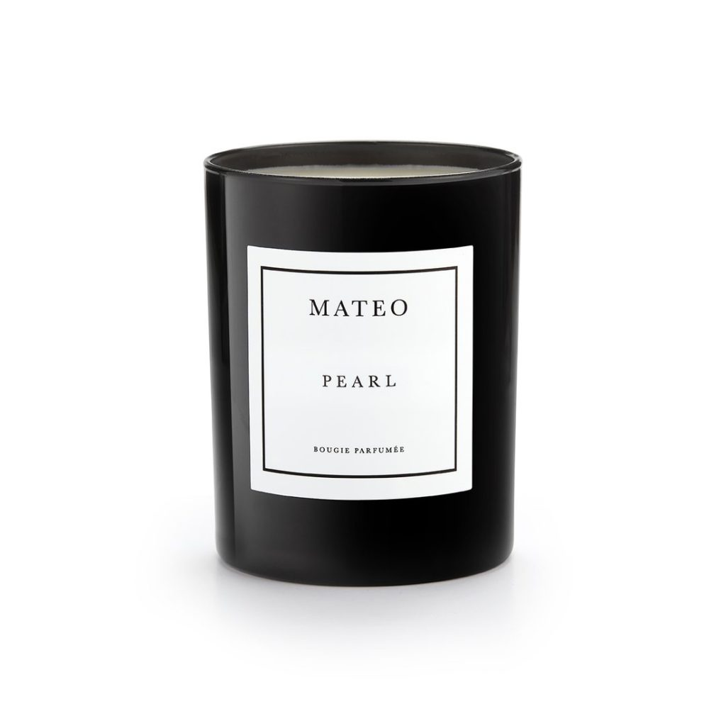 Pearl Candle byMATEO $55.00