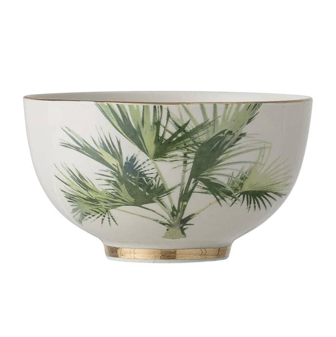 Aruba Bowl Stoneware - Green $11.49