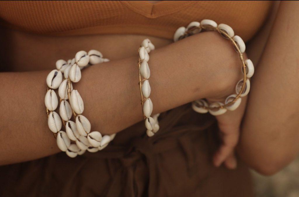 Cowrie Bracelets $ 38.00