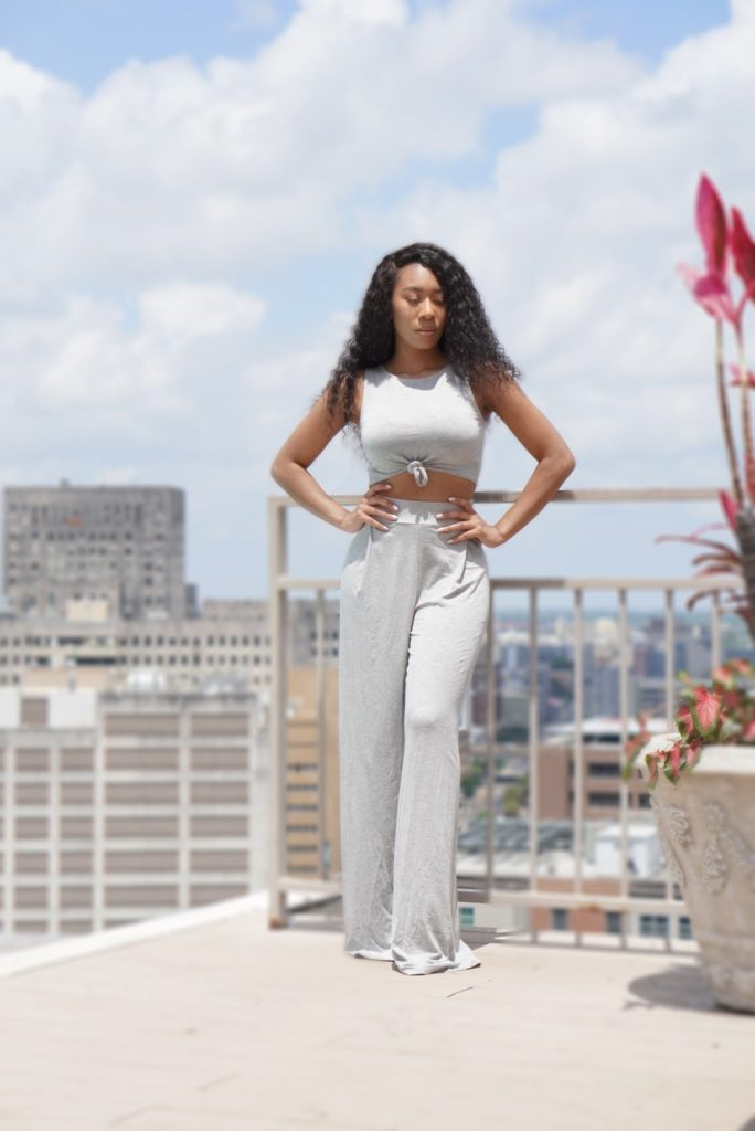 Eleven One Label Twirl Girl - Two Piece Pants Set $41.00