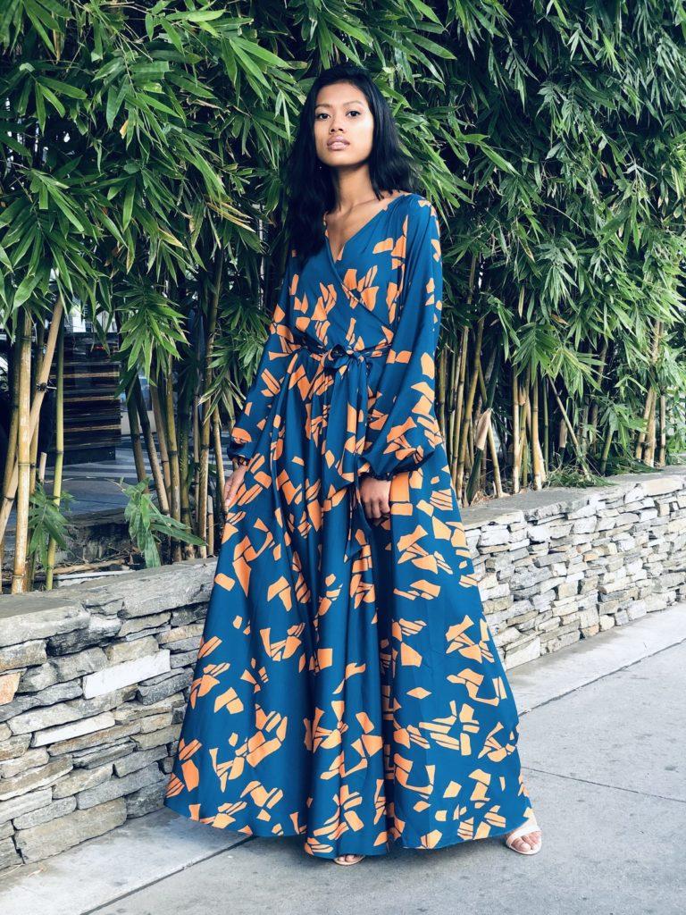 MARIEME DRESS - GYRAF $175