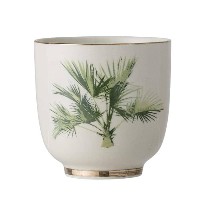Aruba Cup Stoneware - Green $10.49