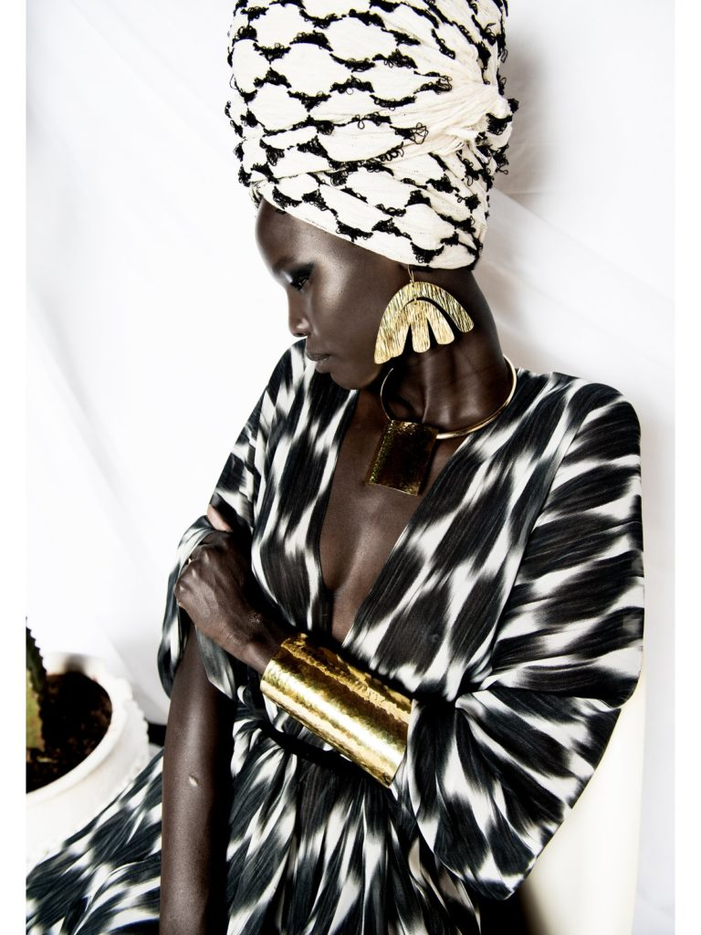 SOKHNA KIMONO DRESS $195