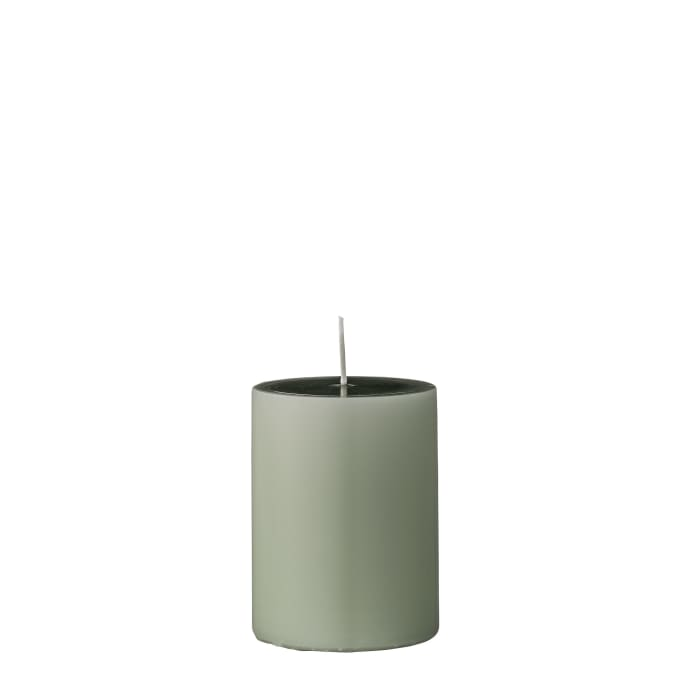 Small Earth Green Candle $15.49