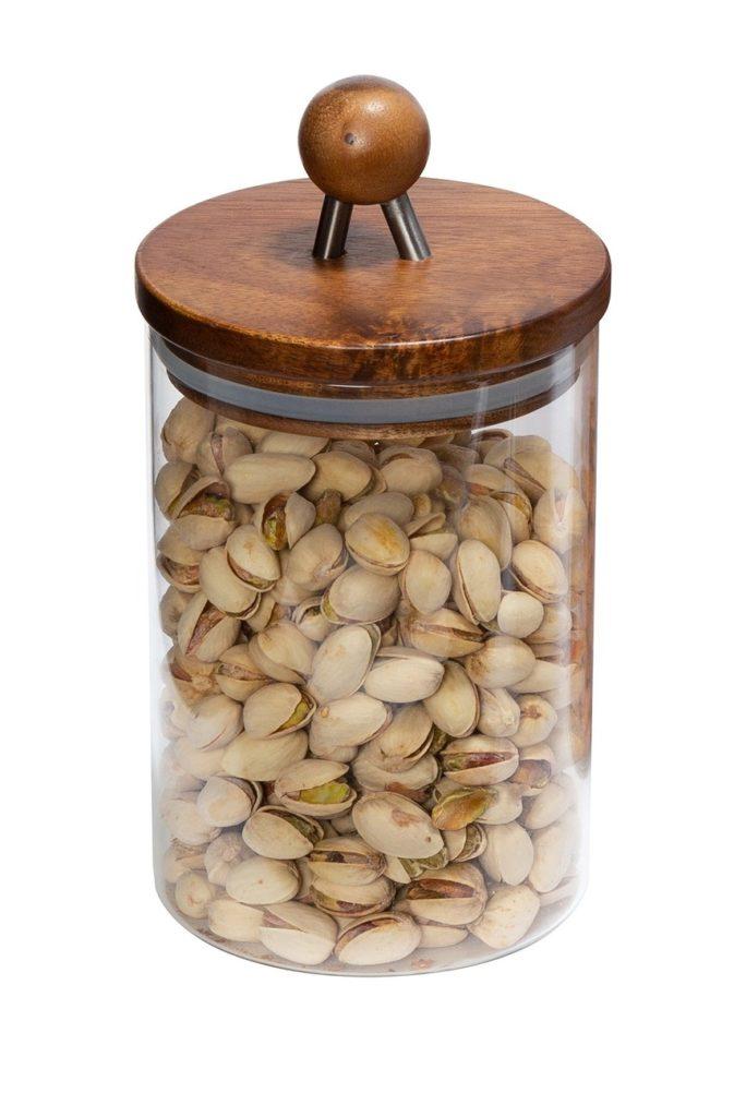 Medium Acacia Canister $31.97