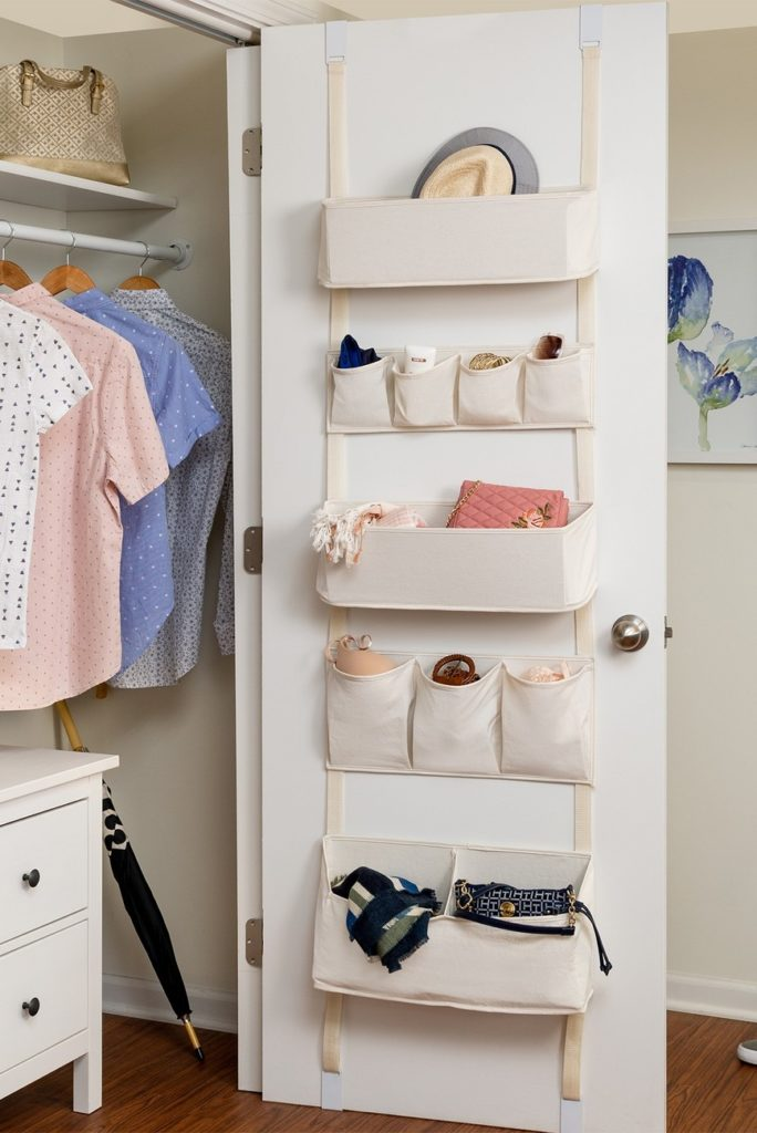 Honey-Can-Do Over-the-Door Hanging Organizer $49.97