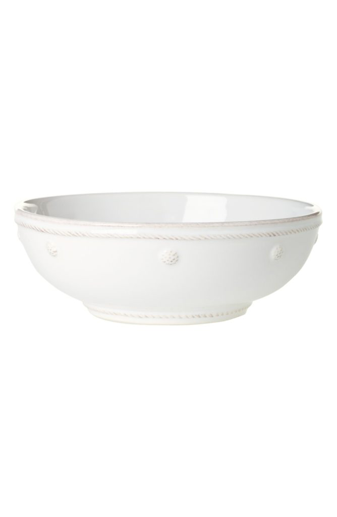 Berry and Thread' Coupe Pasta Bowl JULISKA $40.00