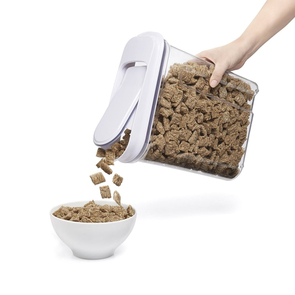 Good Grips Airtight POP Large Cereal Dispenser (4.5 Qt) $53.88