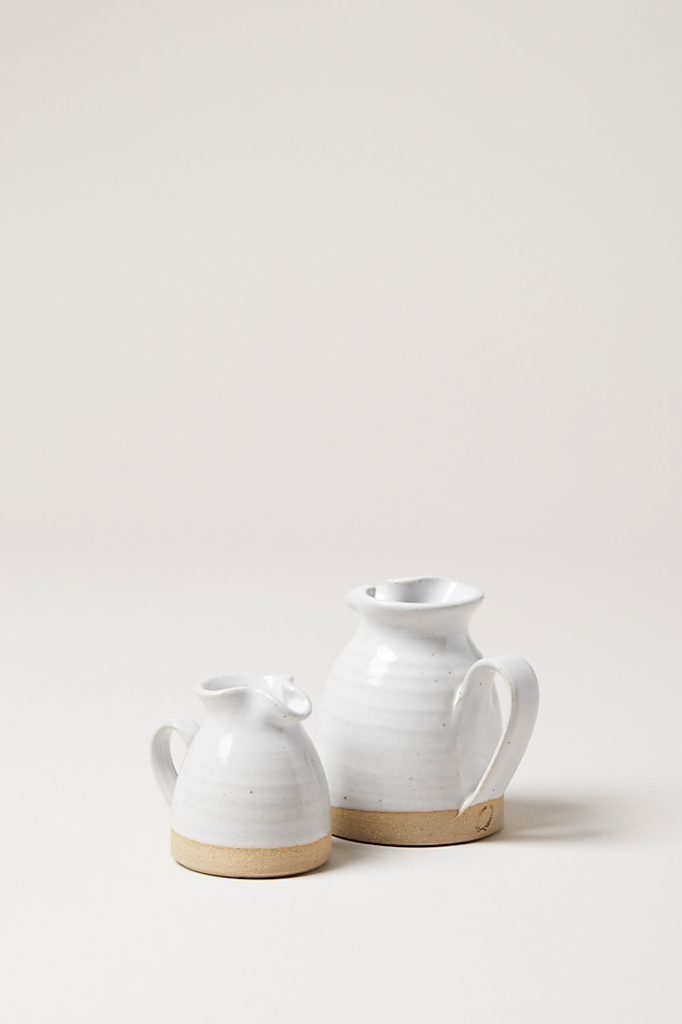 Farmhouse Pottery Bell Pitcher $42.00 – $58.00