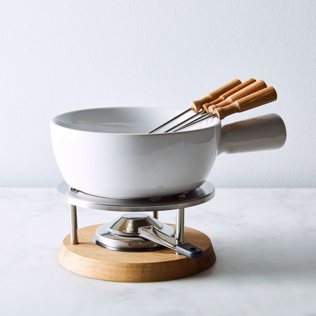 Ceramic Fondue Set $89