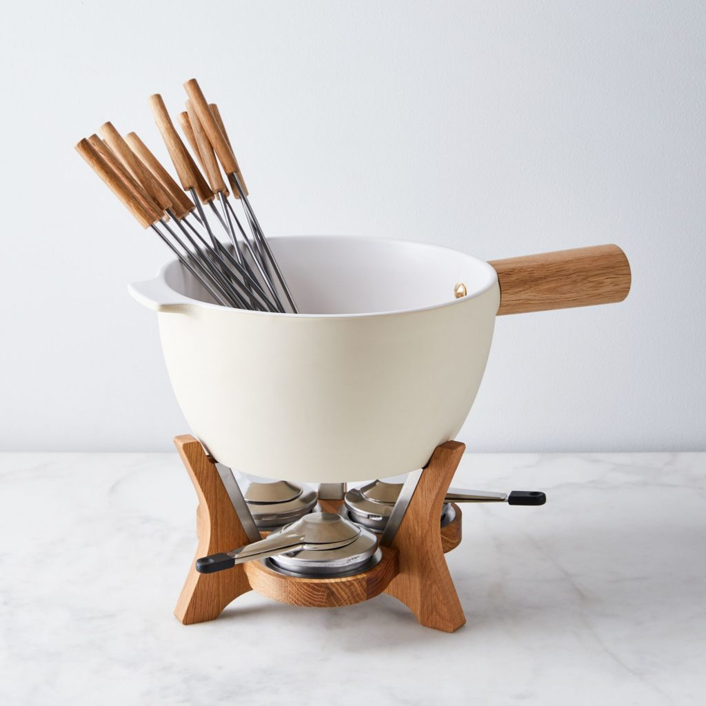 "XL ""Mr. Big"" Fondue Pot $399"