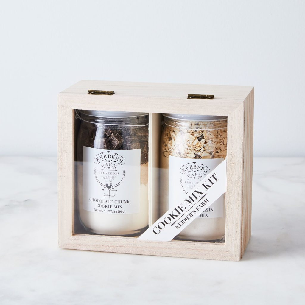 Kerber's Farm Cookie Mix Gift Box $34