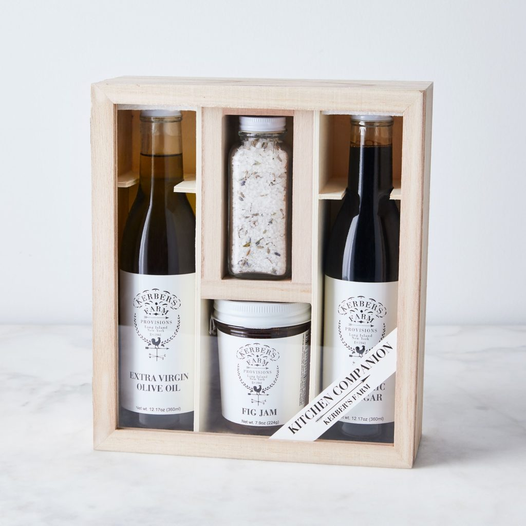 Kerber's Farm Pantry Staples Gift Box $85