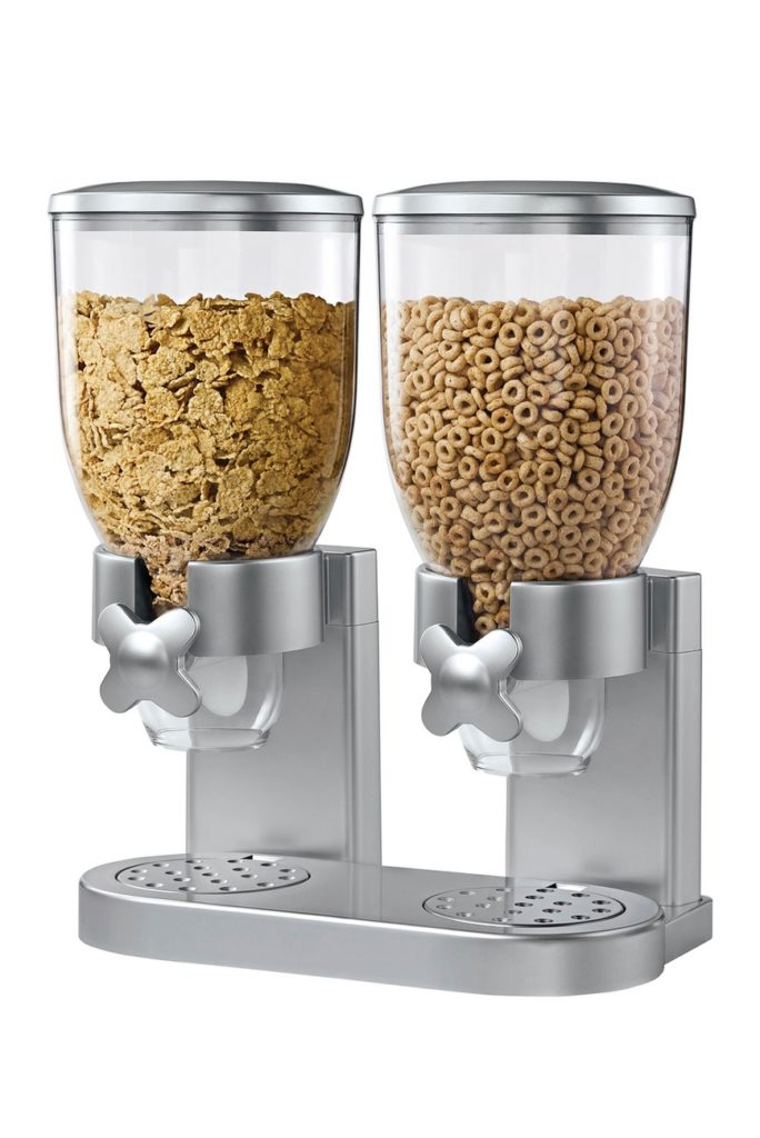 Honey-Can-Do The Original Indispensable Silver Double Dispenser $48.97