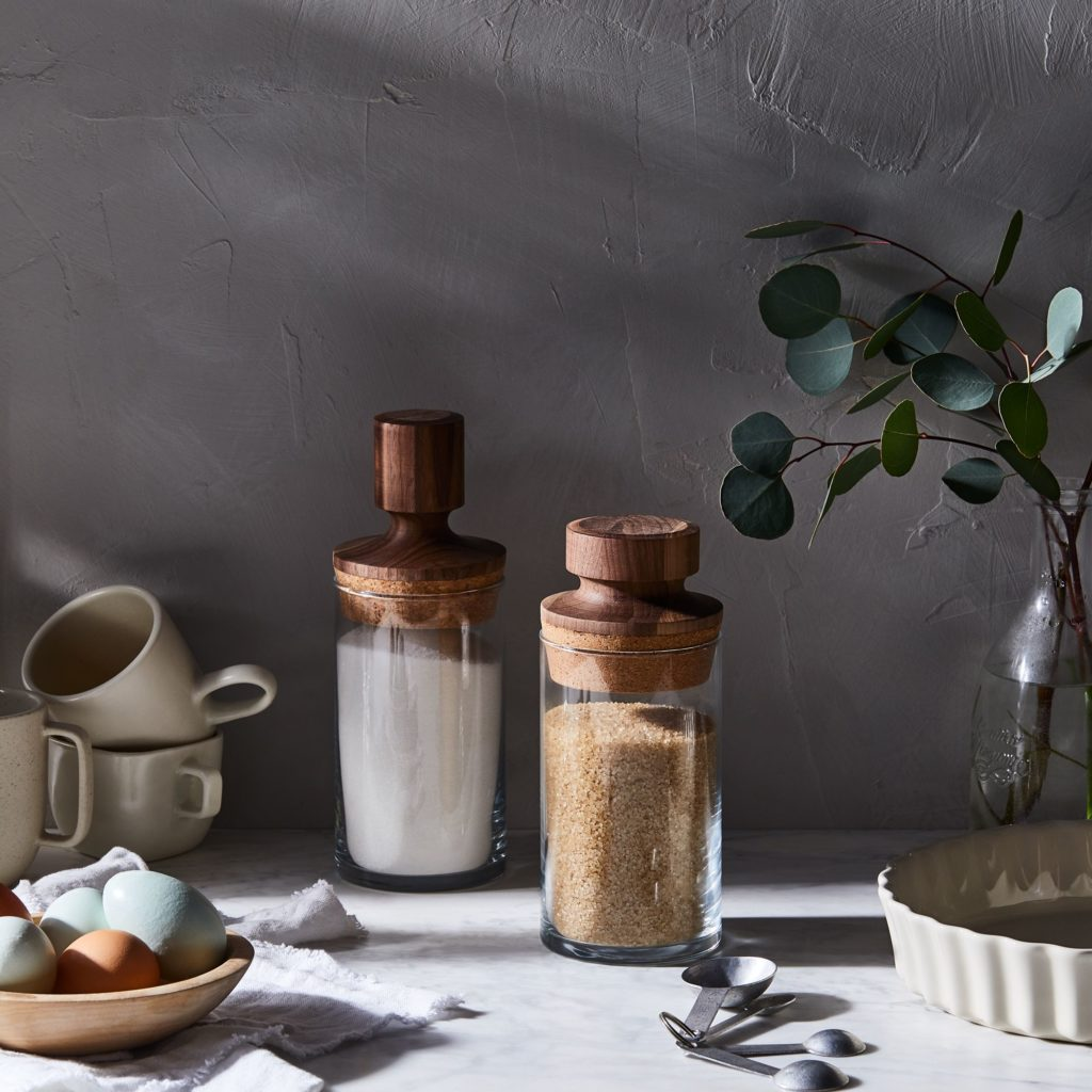 Hardwood Dry Goods Vessel $88