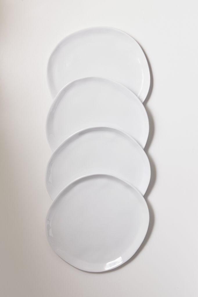 4-Piece Dinner Plate Set $49.00