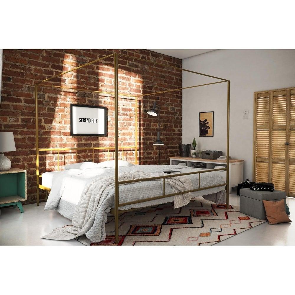 Novogratz Marion Canopy Bed $183.17
