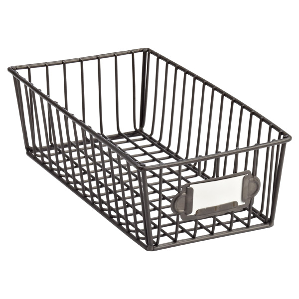 Small Wire Storage Basket $11.99