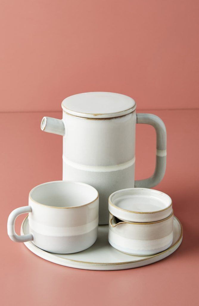 Rhys Tea Set ANTHROPOLOGIE HOME $58.00