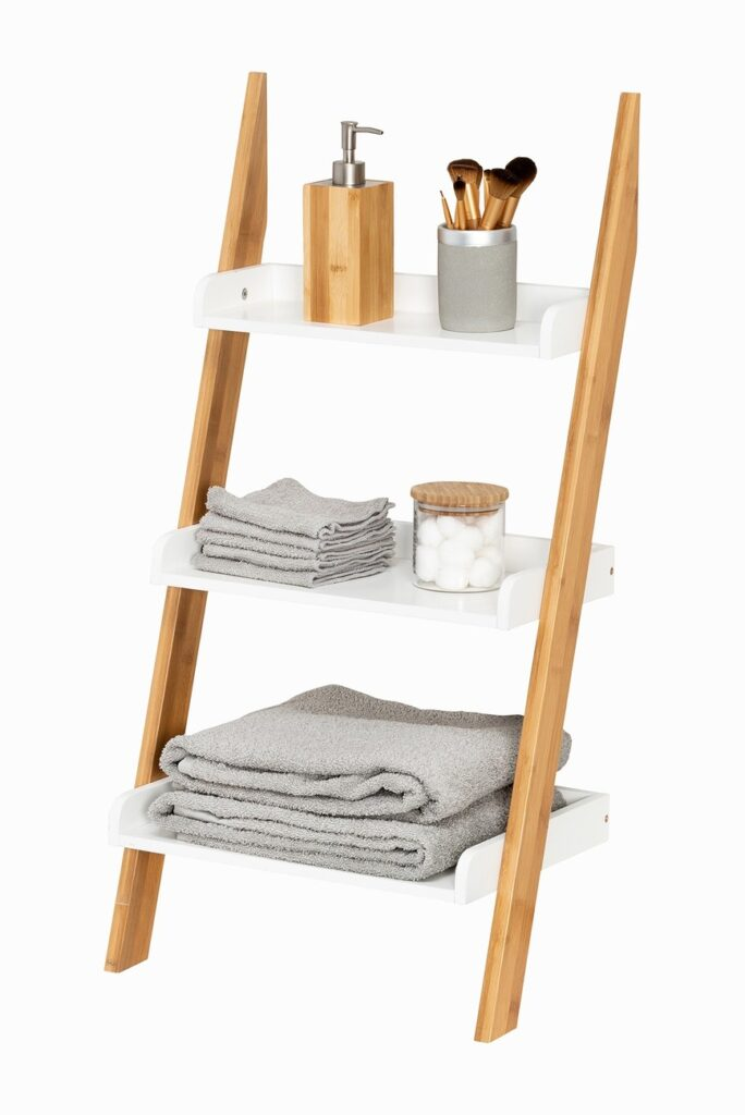 Honey-Can-Do 3-Tier Ladder Shelf $53.97