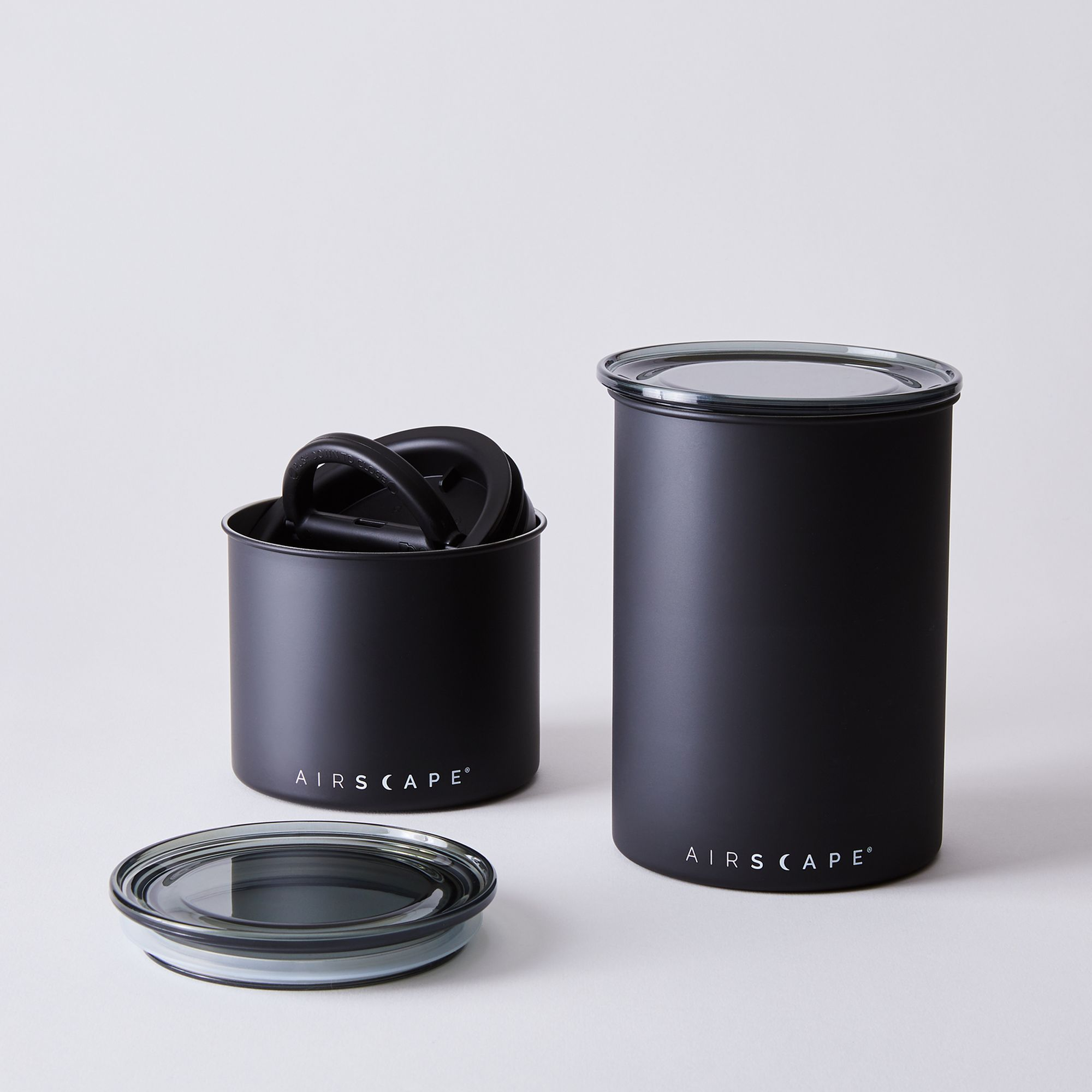 Opaque Airtight Coffee Storage Containers$25–$54