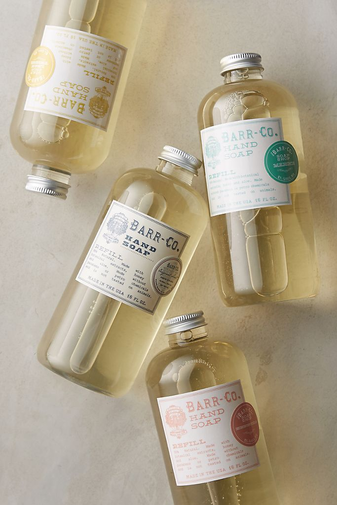Barr-Co. Hand Soap Refill $22.00