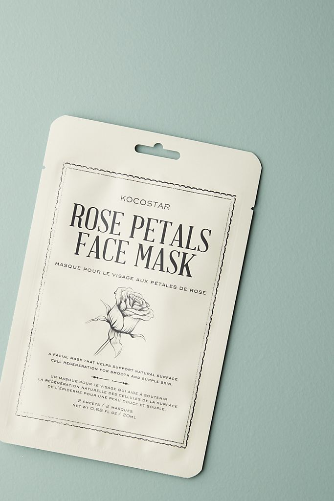 Kocostar Rose Petals Face Mask $5.00