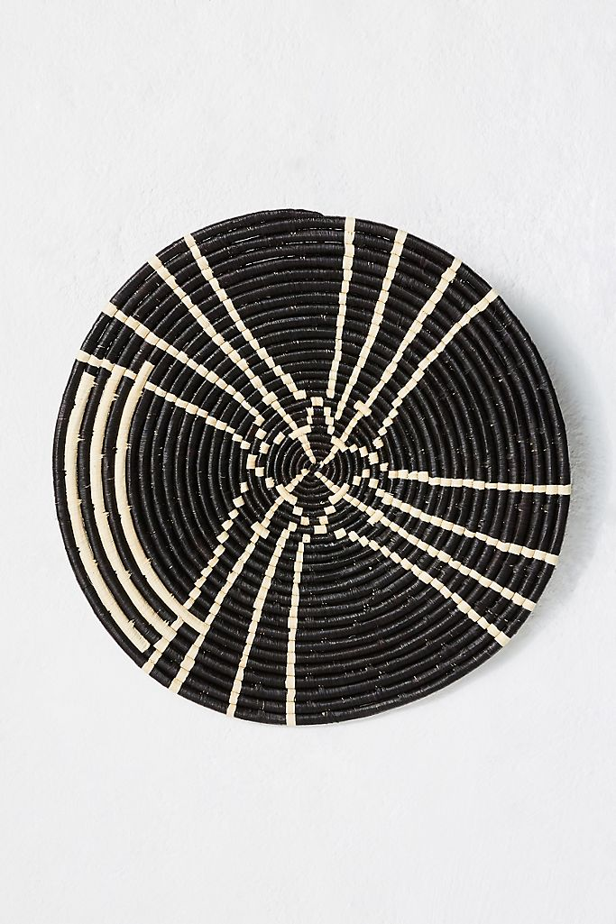 Sanaa Raffia Hanging Basket $138.00