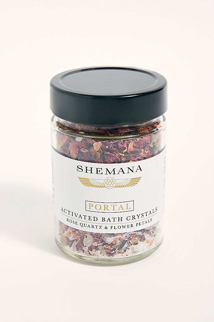 Shemana Activated Bath Crystals $27.00