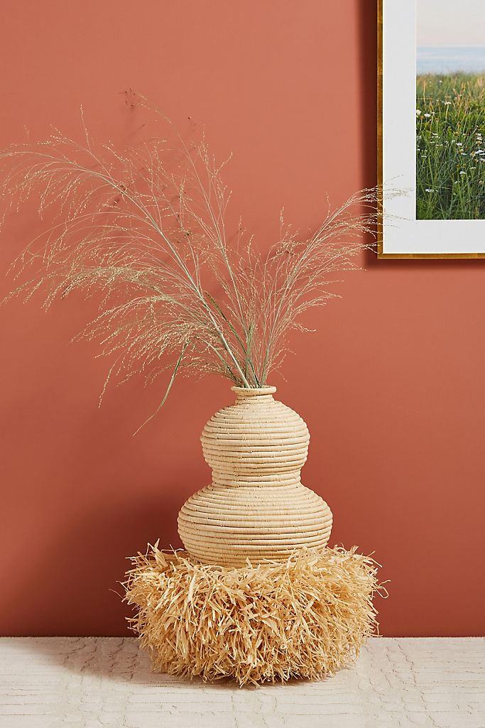 Bomba Woven Vase $378.00