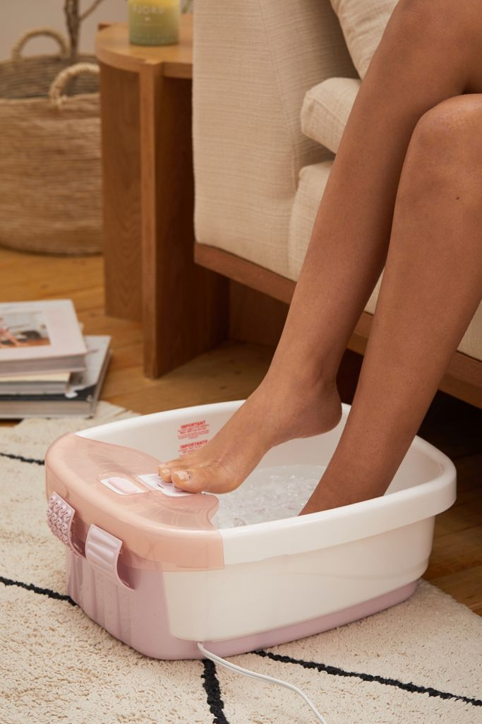 HoMedics Bubble Bliss Deluxe Foot Spa $25.00