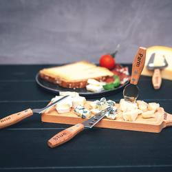 Geneva Mini Cheese Knives, Set of 4 $19.99