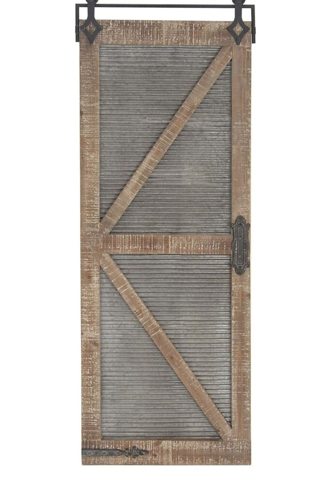 Metal Door Panel $199.97