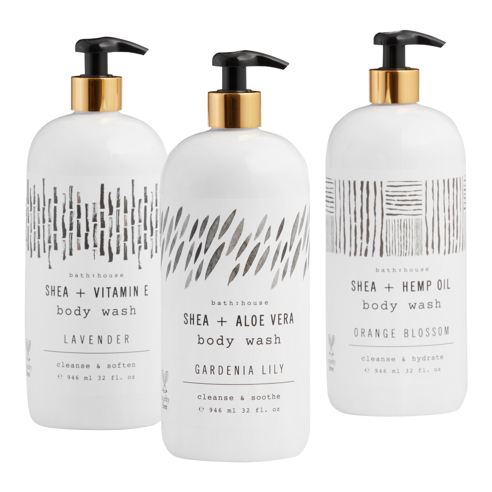 Bath House Shea Body Wash $7.99
