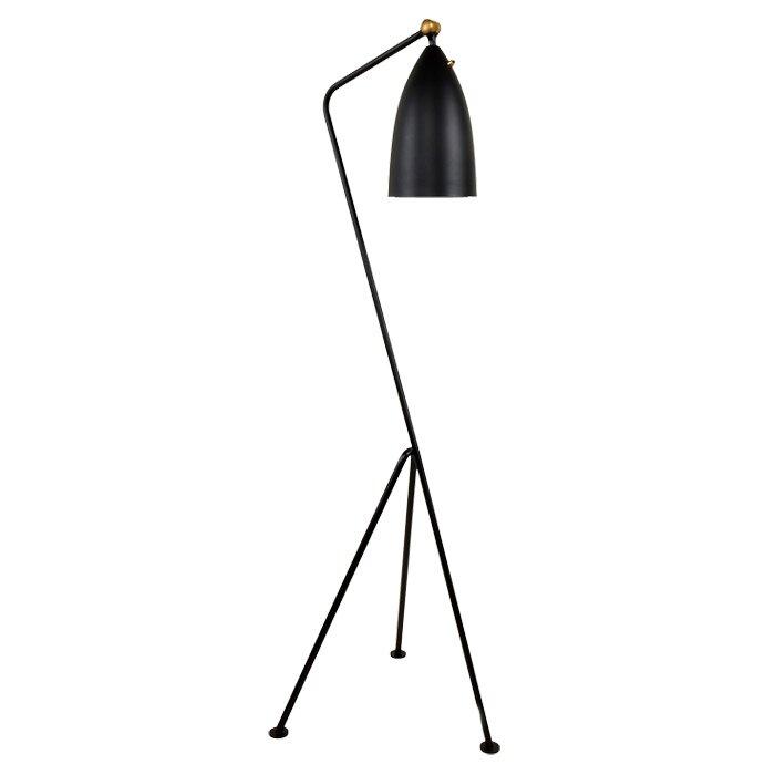 """Grasshopper 47.62\"""" Tripod Floor Lamp $249.99"""