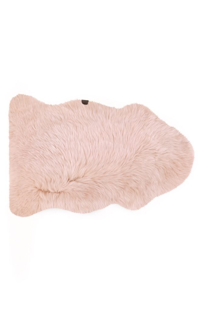 Genuine Shearling Rug $145.00
