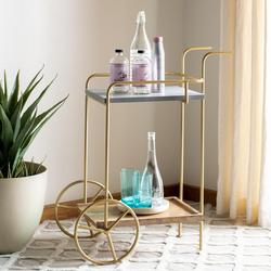 Harper 2-Tier Bar Cart $496.99