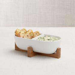 Oven-to-Table Two-Part Dish $24.95