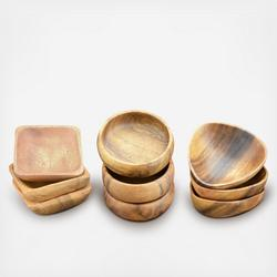 Assorted Dip/Nut Bowls, Set of 9 $49.99