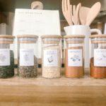 60 Vintage Spice Labels $20.00