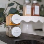 30 Custom Standard Farmhouse Spice Jar Labels$7.75+