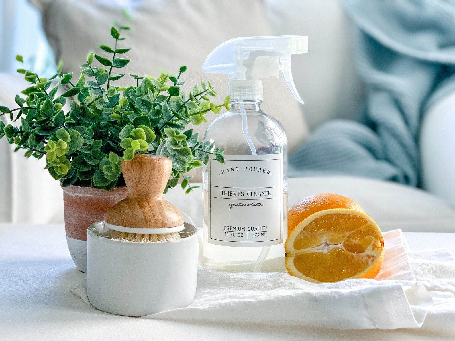 Modern Farmhouse Simple Spray Bottle $6.00+