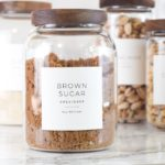 Personalized Minimalist Pantry Labels $10.00+
