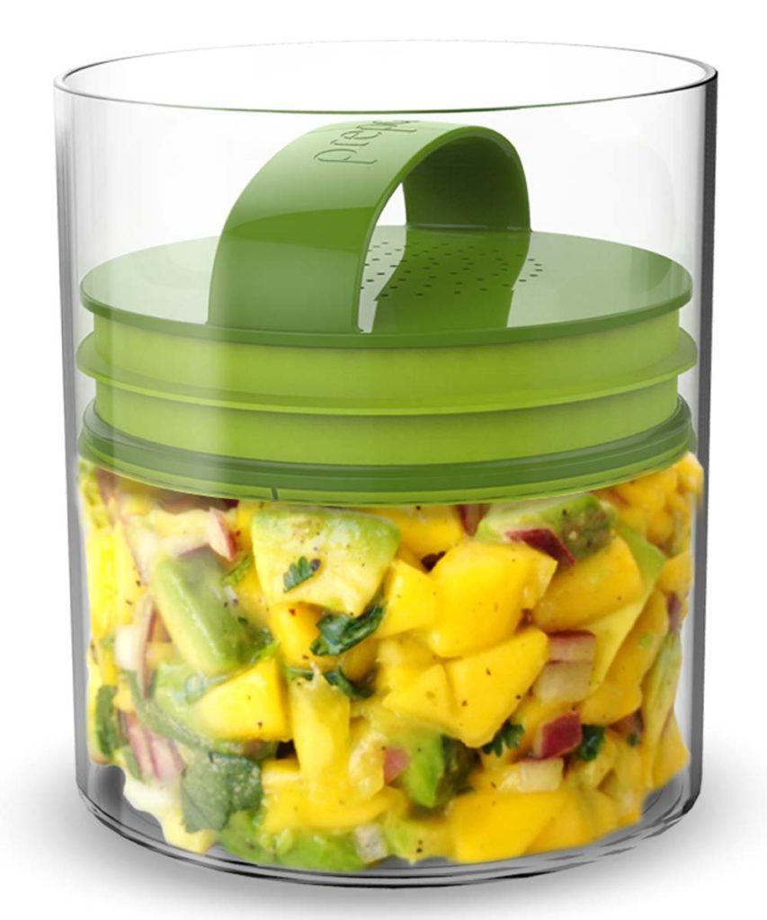 Green Super Savor Storage Container $10.99