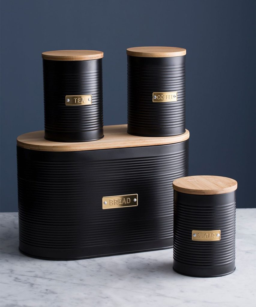 Black Otto Sugar Storage Container $11.49