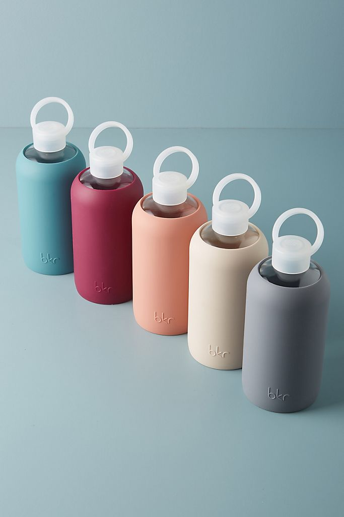 bkr Reusable Glass Water Bottle $48.00