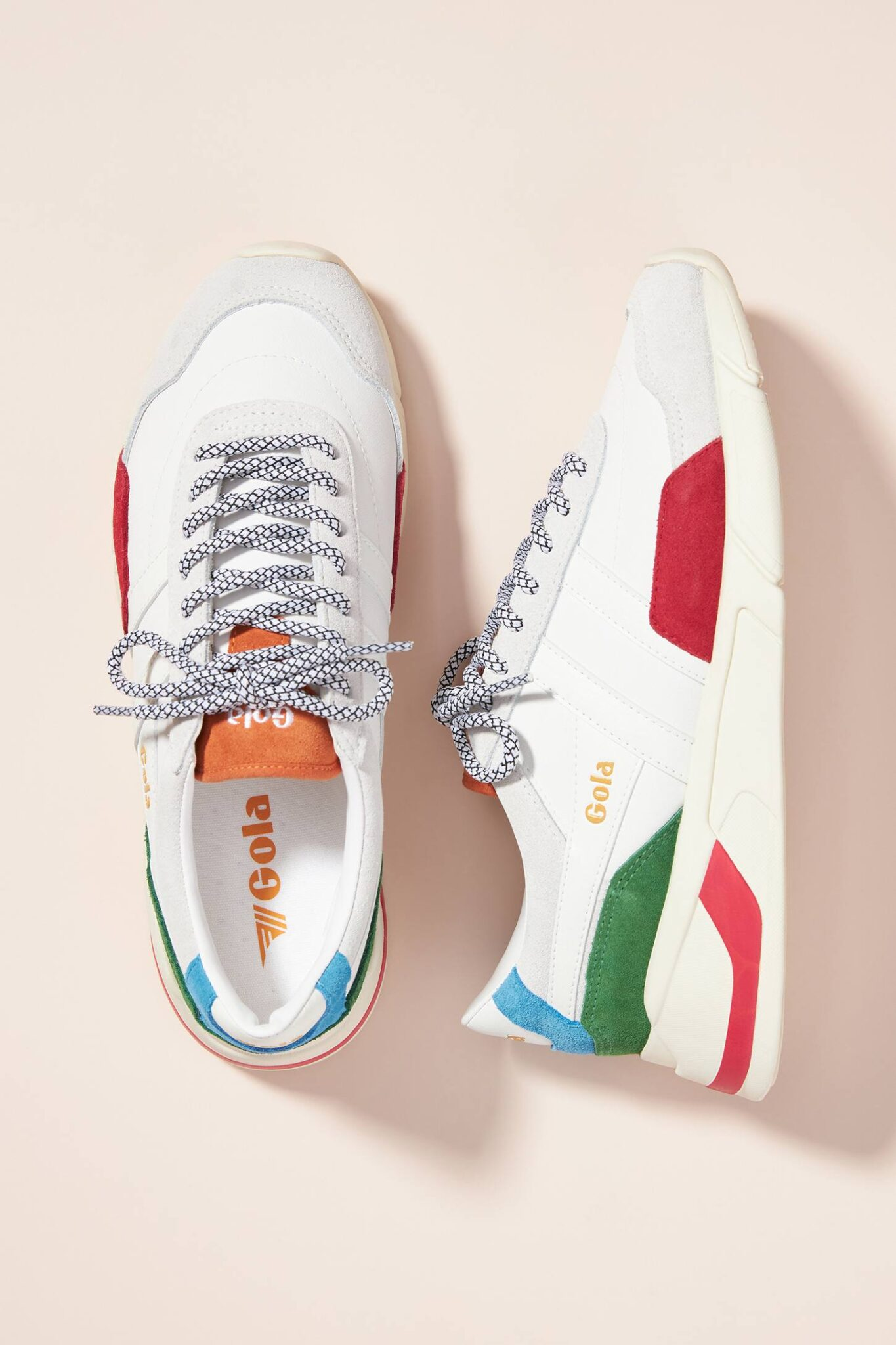 Gola Eclipse Trident Sneakers $110.00